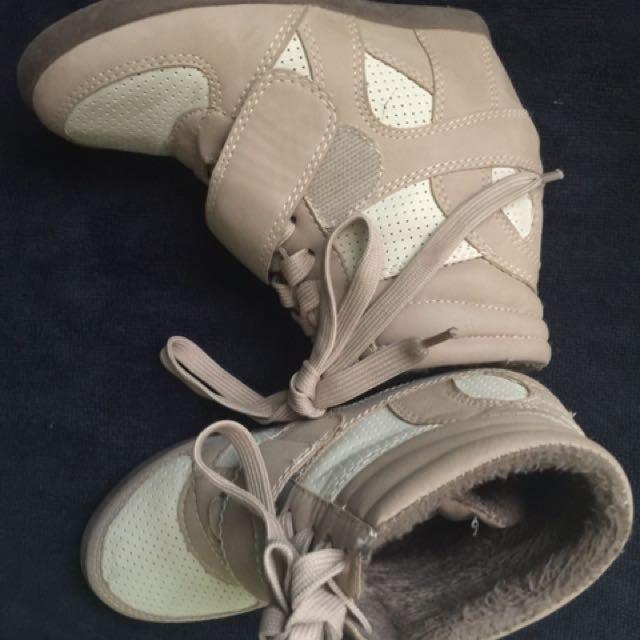 S&H Mini Boots
