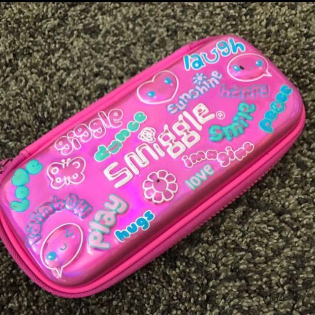 Smiggle Pencil Case Hardcover