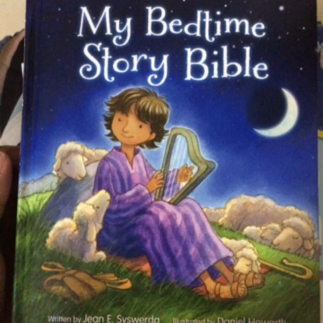 Story time Bible Stories