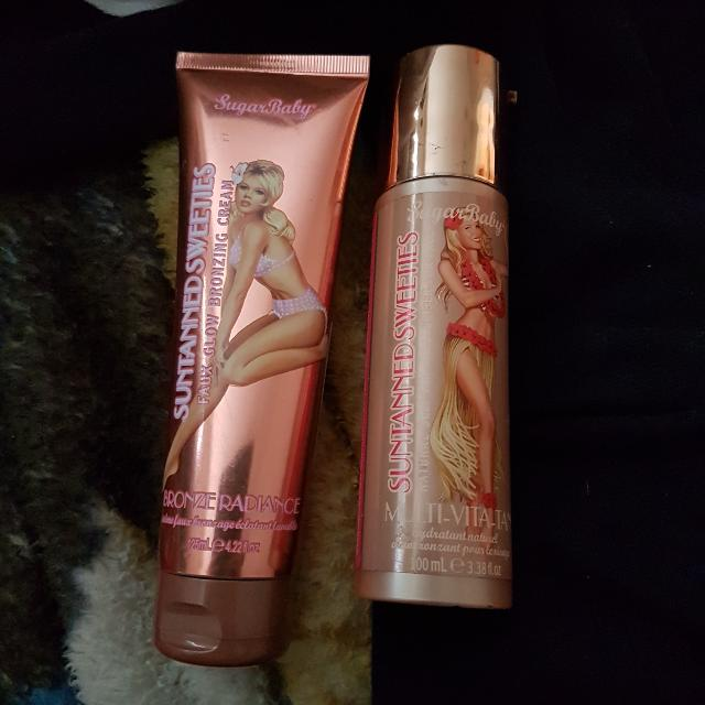 Sugar Baby Sunkissed Sweetie Bronze Set