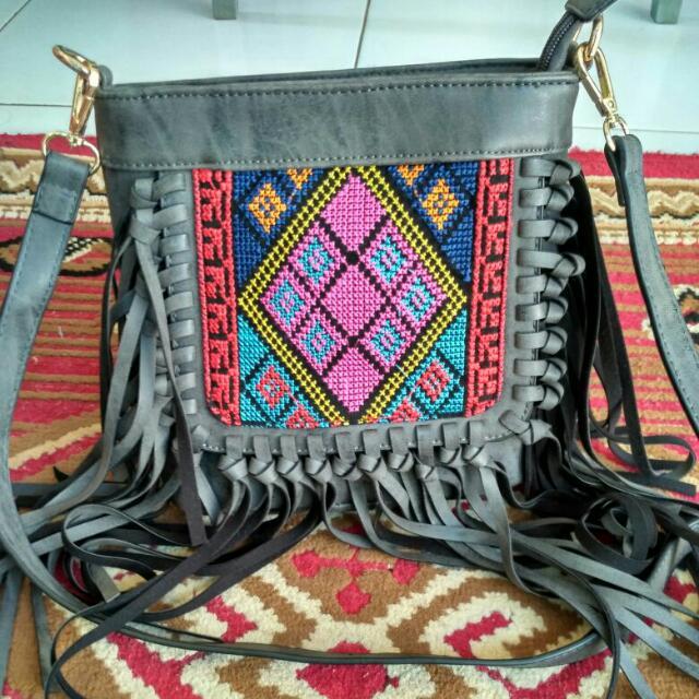 Tas. Bag BERRYBENKA_ORI, Sling Bag