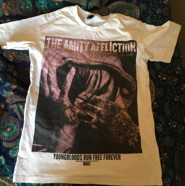 The Amity Affliction Youngbloods t