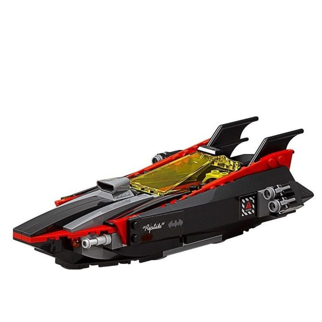 The Lego Batman Movie Batcave Break In 70909 Bat Boat Only Toys Games Blocks Building On Carousell