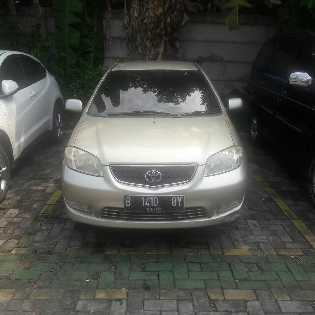 Toyota Vios 1.5G MATIC