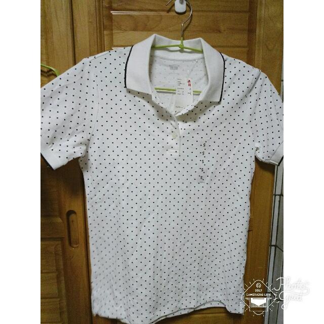 Uniqlo 全新polo衫S號
