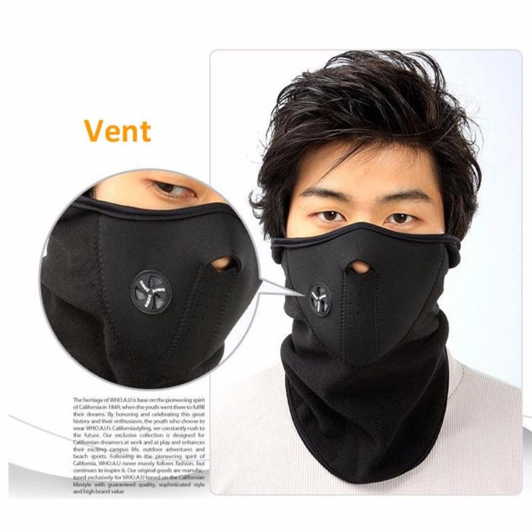 2 for  10 Unisex Mask cap Windproof Warm Face Mask  Ski mask ... abcf80a7c12