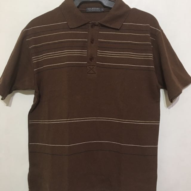 Vurve Men's Polo Shirt