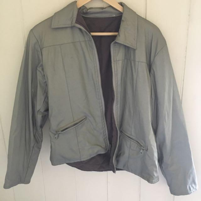 Women's Silver Spray Jacket