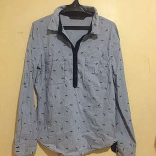 Pre-loved Zara Collection Blouse