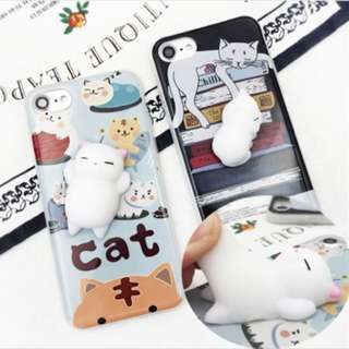 (INCLUDED POSTAGE) Squishy Phone Case