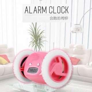 Running Noisy Alarm Clock