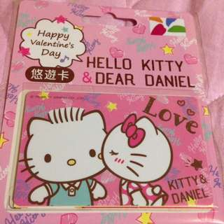 KT與Daniel悠遊卡-啾