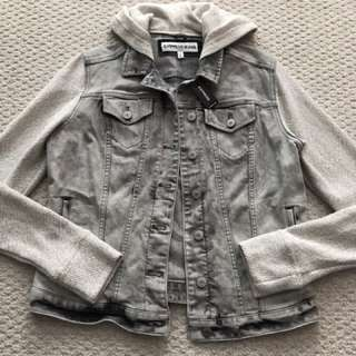 Denim Jacket From Express