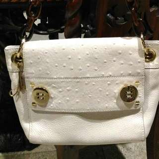 White Milly Shoulder Bag