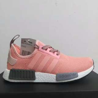 Adidas NMD Runner Boots Pink R1   女鞋