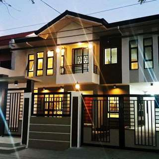 house and lot in village east subd. cainta Rizal
