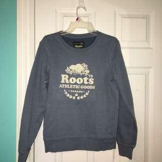 Roots Crew Neck (Medium)