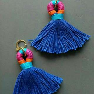 Tassel Earrings (2 sets)