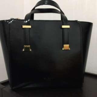Black Ted Baker Work Bag