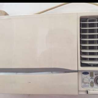 2HP Carrier Window Type Aircon