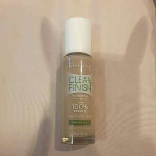 Rimmel Clean Finish Foundation