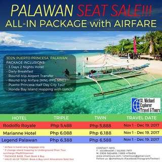 Explore Palawan