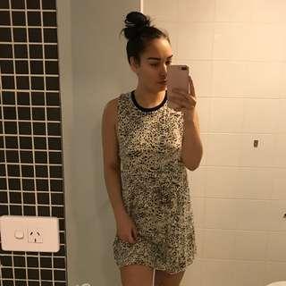 Afends Leopard Dress