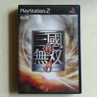 PS2真三國無雙4