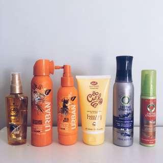 Haircare bundle