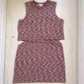 River Island Overlay Dress