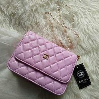 Tas Chanel Pink