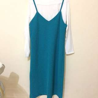 Overall Dress Tosca