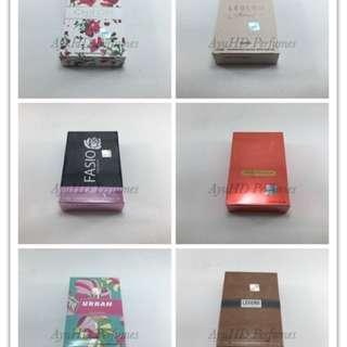 Box Tersegel EMPER Pocket Size 20ml For Women & Men
