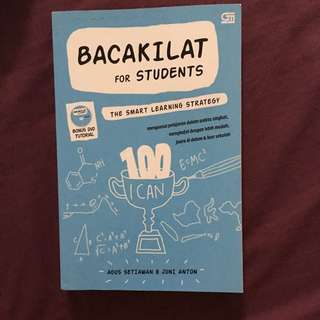 BACAKILAT FOR STUDENTS