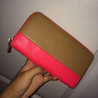 Aldo Hot Pink Wallet