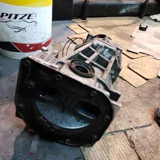 Mazda Cx-7 Rear Axle