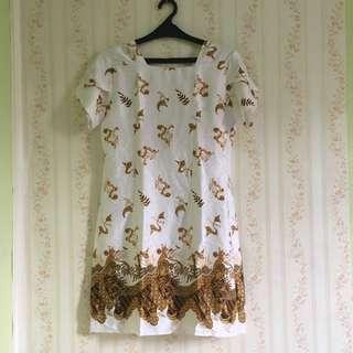 Dress Batik Merk Artaloka