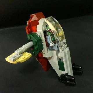 Star Wars Celebration VI LEGO Mini Slave 1