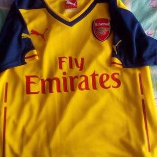 Arsenal Away 2014-2015