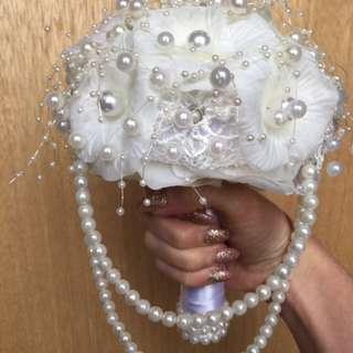 Goddess Wedding Bouquet