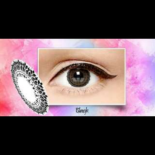 Softlens X2 Bio Lace Black