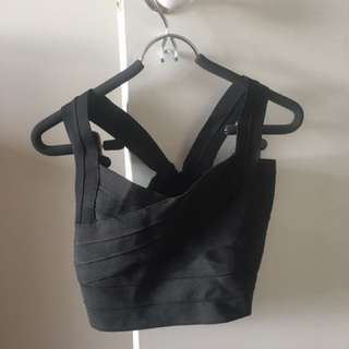 Jorge Crop Top Brand New