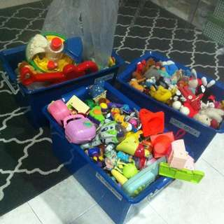 Loads of toys for sale