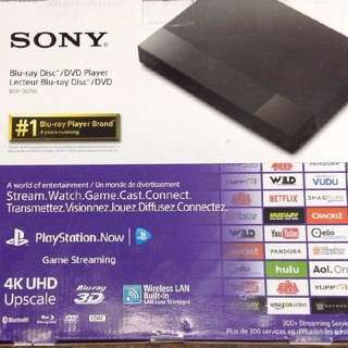 Sony BDP-S6700 4K Upscaling Bluray Player