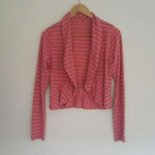 Metalicus AS NEW Ladies Cardigan One Size