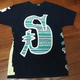 美國 Stussy 短袖T-shirt