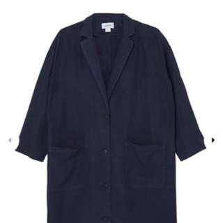 monki denim coat 💦