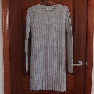(BNWT) Forever New Grey Tunic Dress