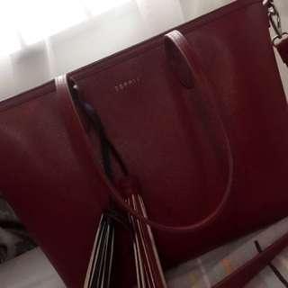 Esprit auth handbag
