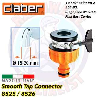 Claber Smooth Tap Connector 8525 / 8526